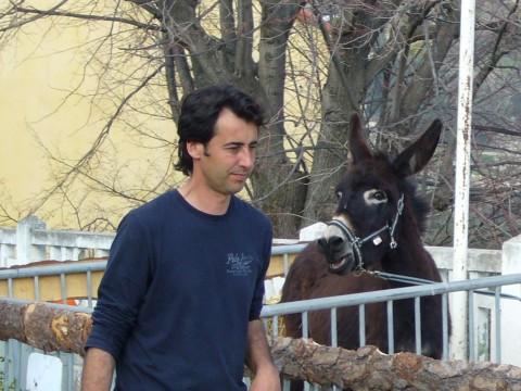 L'ânier Frédéric